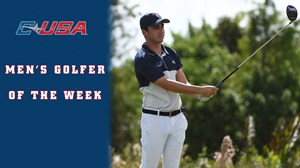C-USA Golfer of the Week