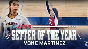 Setter of the Year Graphic