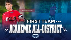 Hagay Jalon CoSIDA All-District