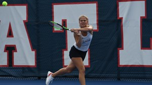2018 FAU Women's Tennis vs Florida Gulf Coast