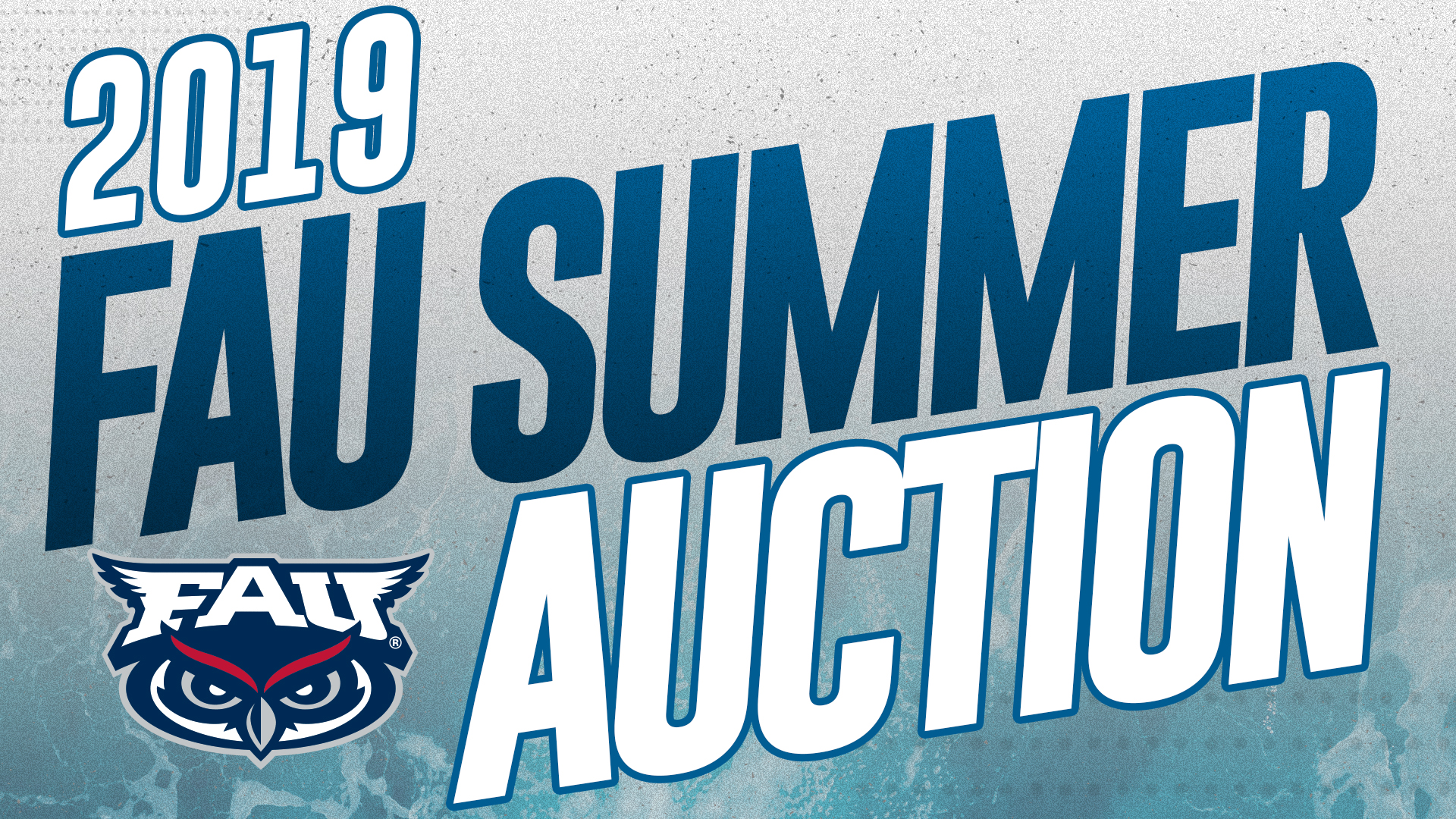 Fau Summer 2019 Schedule Athletics to Hold 2019 Summer Auction   Florida Atlantic